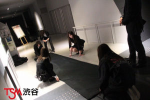 「we are TSM渋谷!!」の裏方チームの学生さんたちの動画。