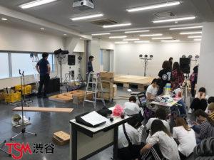 学園祭準備日~初日~