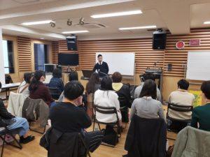 パフォーミングアーツ科入学準備ガイダンス&進級展のリハーサル!