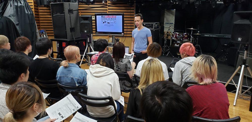 ミュージシャン・作編曲家向け海外研修ガイダンスが行われました!
