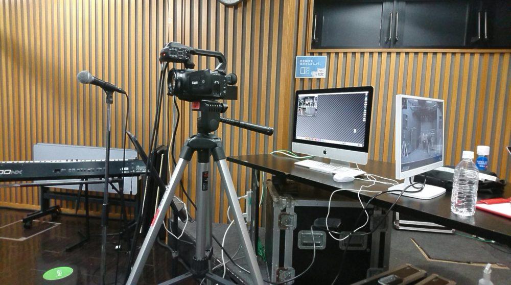 TSM渋谷🎤新人発掘プレゼンテーション向けて動画撮影を行いました🎥✨
