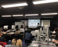 「サウンドデザイナーの仕事とは!?」特別講義開催。