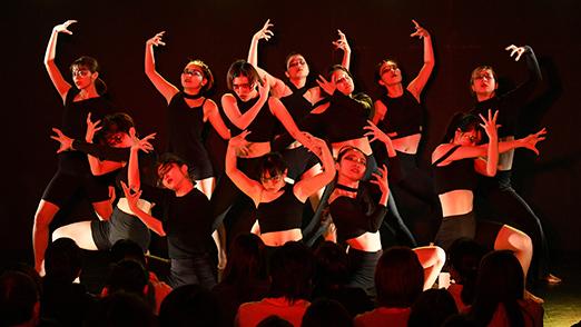 ダンスインターナショナルプログラム