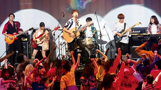 ミュージカル「明日への扉」公演