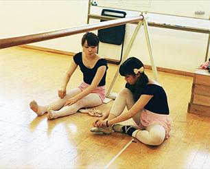 ダンススタジオ1