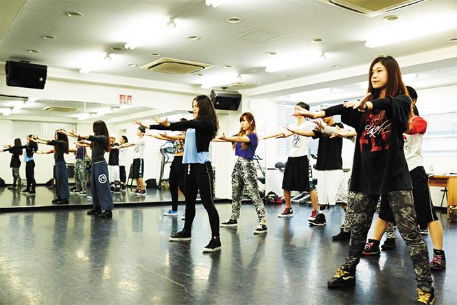 ダンス&レッスンスタジオ