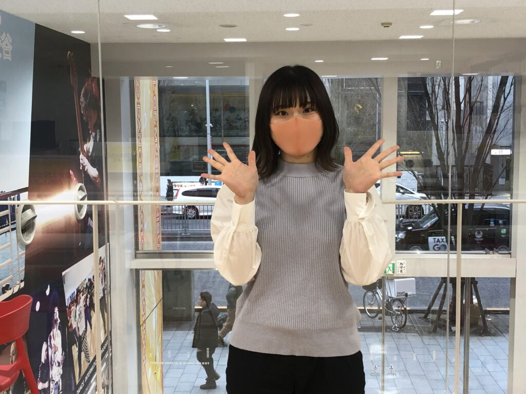 TSM渋谷入学事務局職員紹介Vol.1