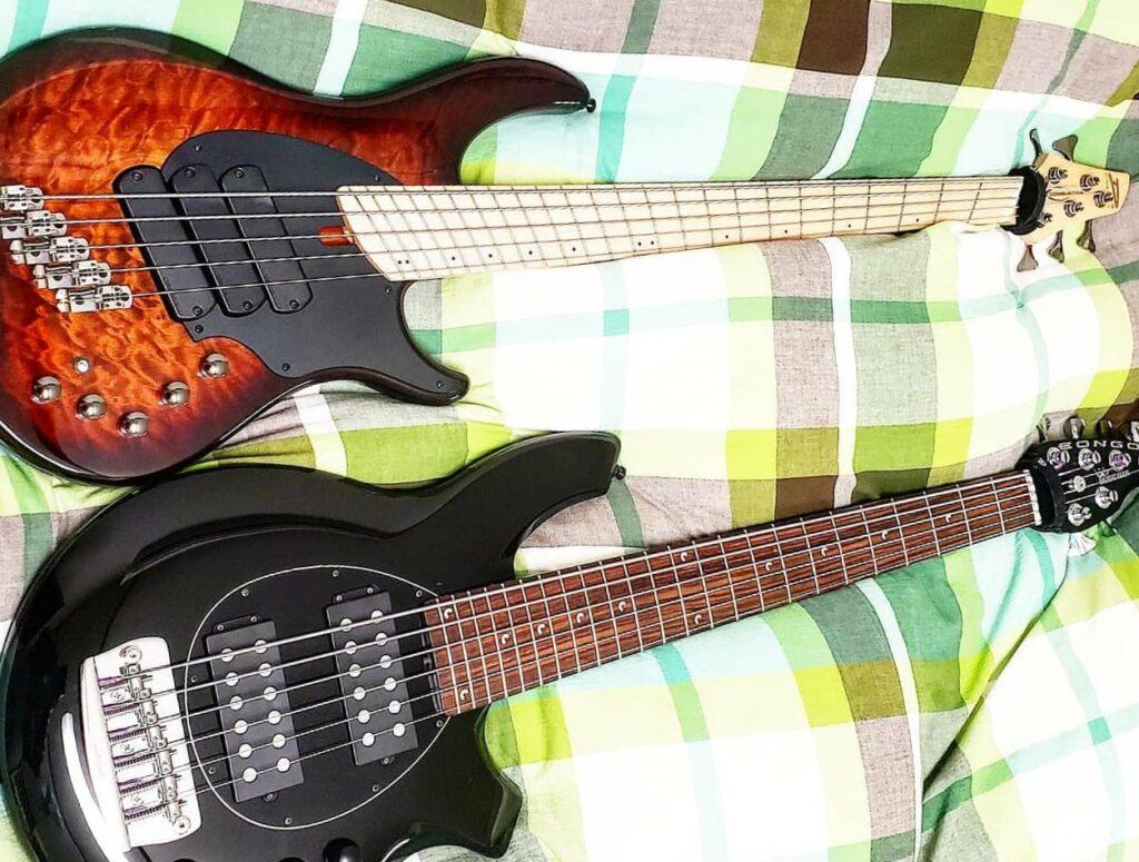 TSM渋谷 最近増えてきた5弦ベースについて①