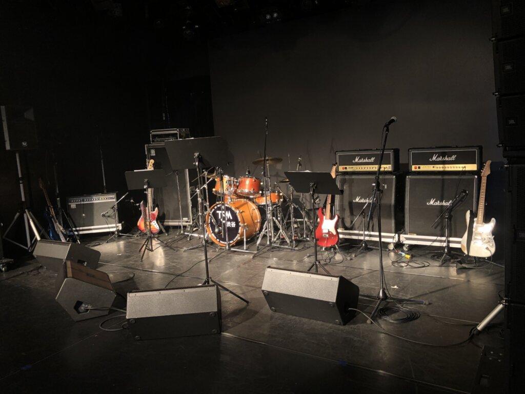 TSM渋谷 ライブスペースのご紹介!